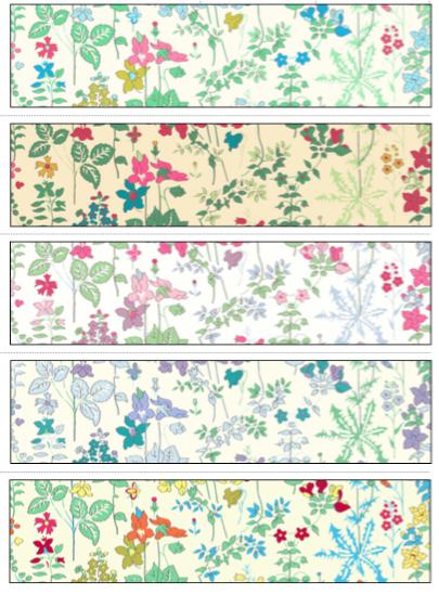 Classics 2016 16 Field Flowers +