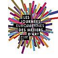 Journées européeennes des Métiers d'Art