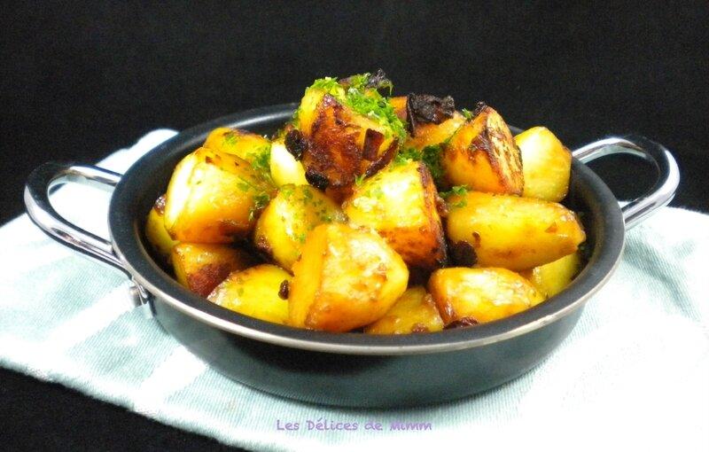 Pommes de terre sautées au Cookeo 4