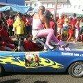 Coutume locale : mettre en beauté une épave le temps du carnaval