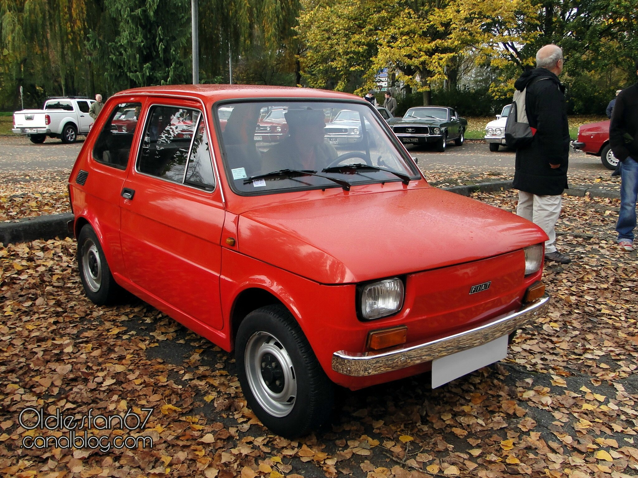 fiat 126 bambino 650 oldiesfan67 mon blog auto. Black Bedroom Furniture Sets. Home Design Ideas