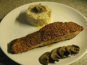 saumon aux sésames (3)