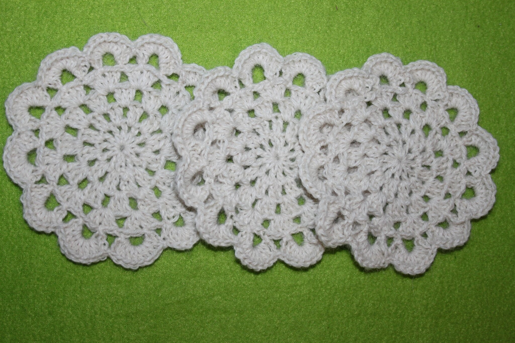 Crocheter du freeform