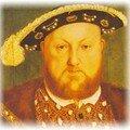 9 - Henry VIII Tudor, roi d'Angleterre : 1509-1547