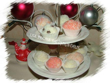 Truffes noix de coco 4