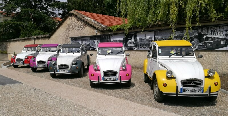 collection 2cv
