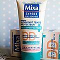 La crème teintée mixa : de bons arguments mais une grosse déception !