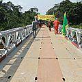 Bientôt la réhabilitation du pont mwanza ngoma
