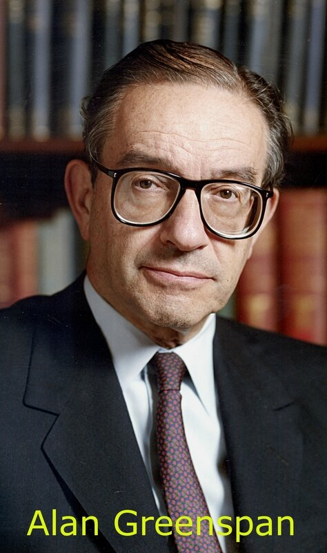 1987-Alan Greenspan