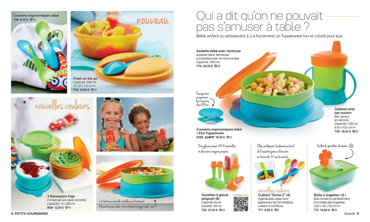Catalogue printemps été 2015