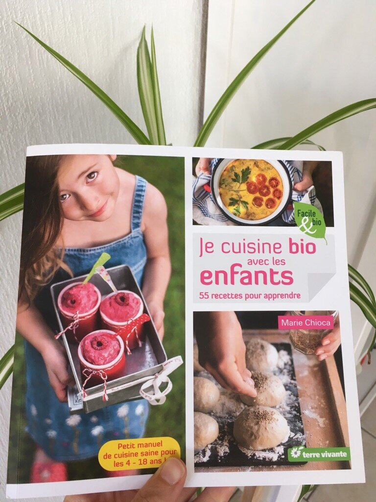 { cuisine } Des recettes simples et délicieuses pour initier les enfants à la cuisine (bio en plus)