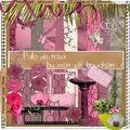 Kit palo de rosa