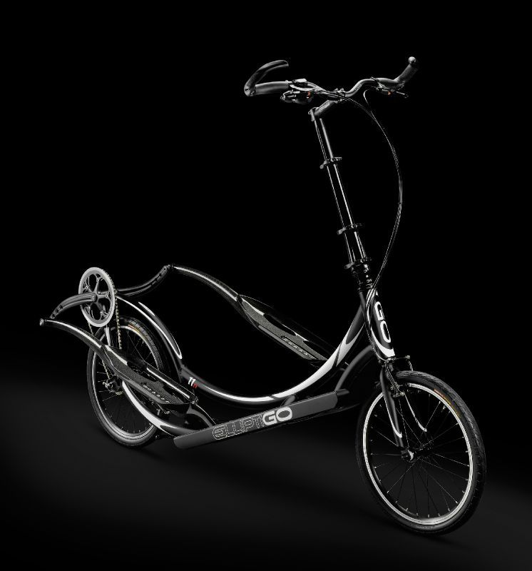 Le nouvel elliptigo 11r elliptigo france le 1er v lo for Exterieur velo elliptique