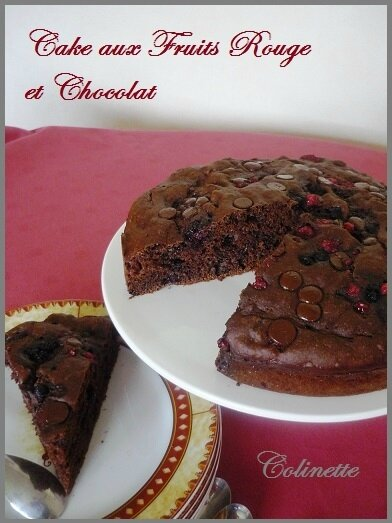 cake fruits rouge et chocolat de lady 03