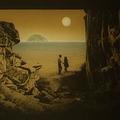 Sur la comète (na komete) (1970) de karel zeman
