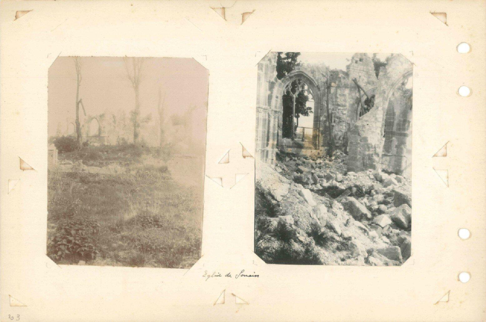 p.203 Secteur de Champagne 74e RI (14 mars – 25 mai 1918)