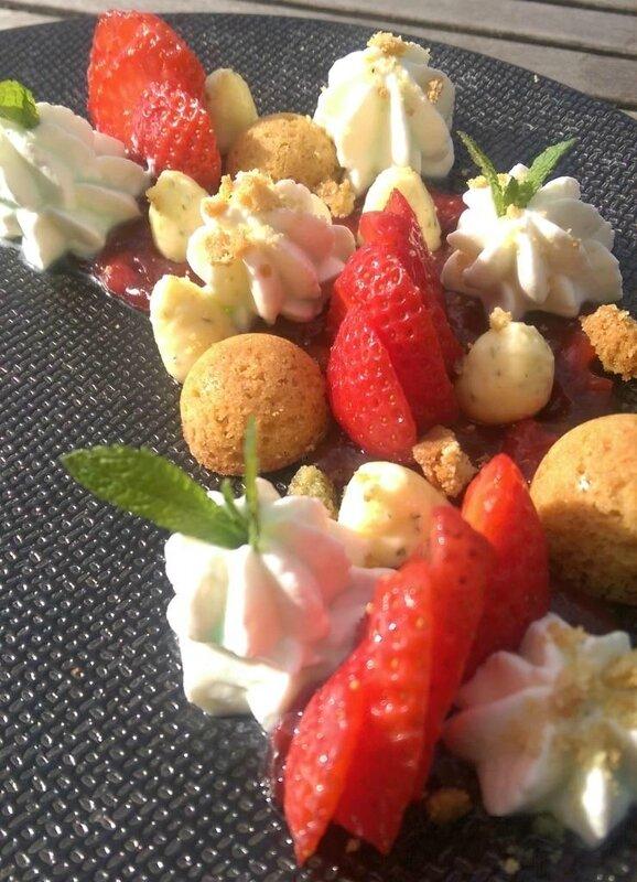 Autour de la fraise 2
