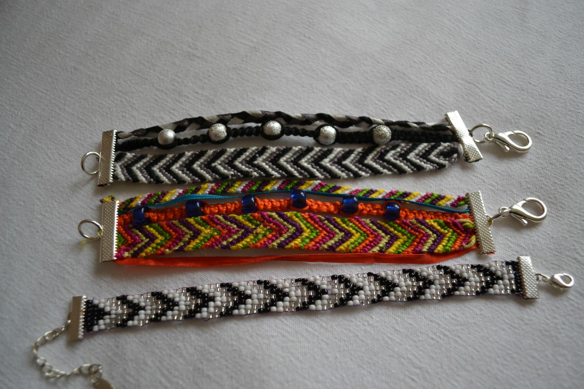 loisir creatif bracelet
