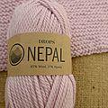 Le népal et les couleurs poudreuses