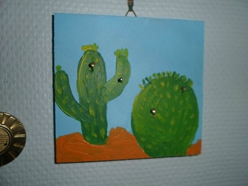 Attention cactus !