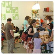 Cafés avec enfants
