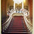 Les escaliers en Cristal