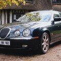 JAGUAR - S-Type BERLINE - 2001