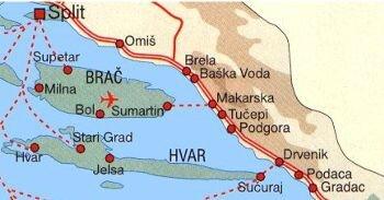Croatie Hvar_01