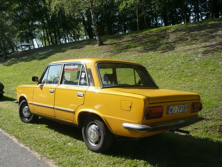 FIAT POLSKI 125p 1500 1981 Madine (2)