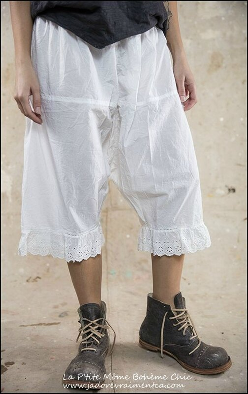 Routhie Bloomers 169 - White