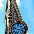 NEW-YORK 2014 LE FLATIRON BUILDING