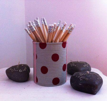 Pot à crayons 9