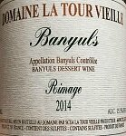 banyuls tour vieille rimage