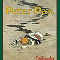 Loisel. Peter Pan. Opikanoba