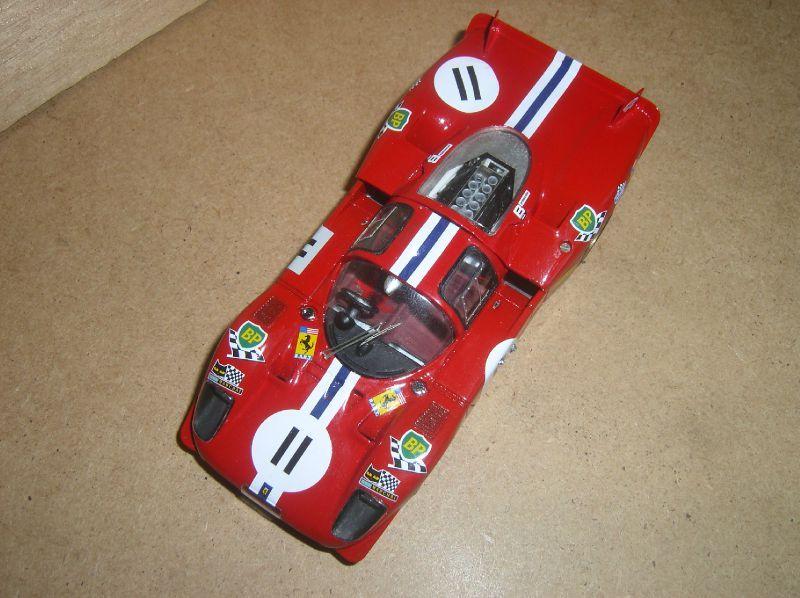 Ferrari 512s coda lunga N.A.R.T. #11
