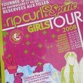 Ripcurl girl tour