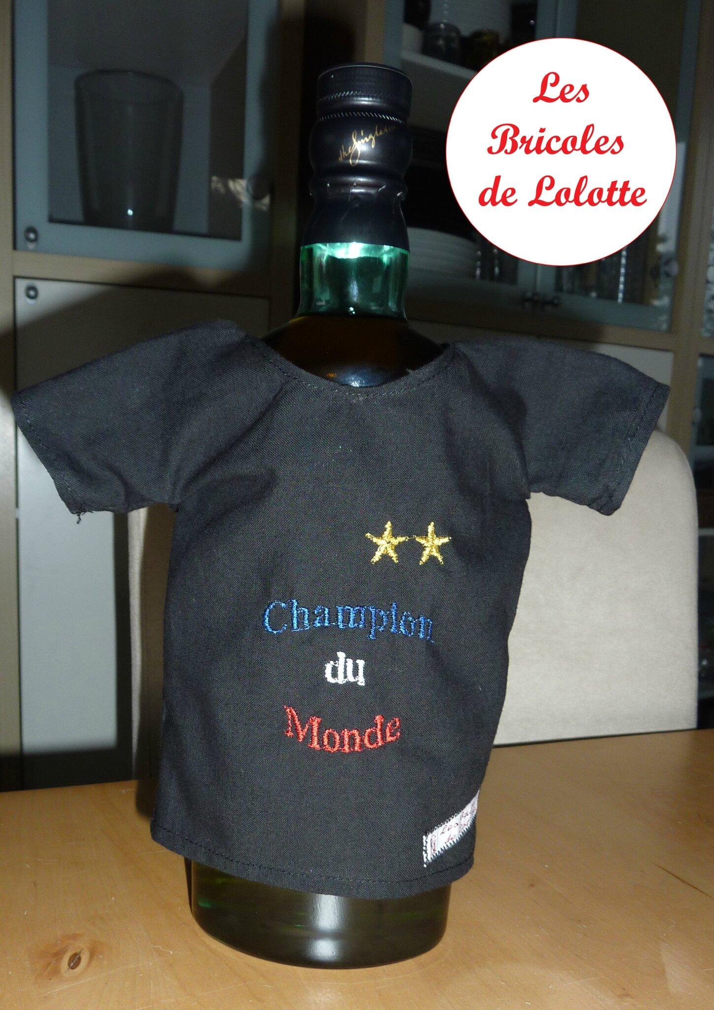 CHAMPION DU MONDE !!!!!!