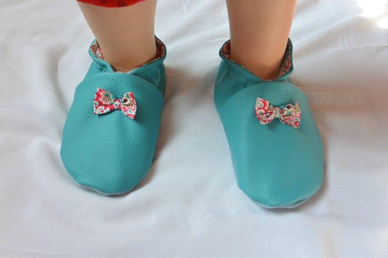 chaussons bleus (34)