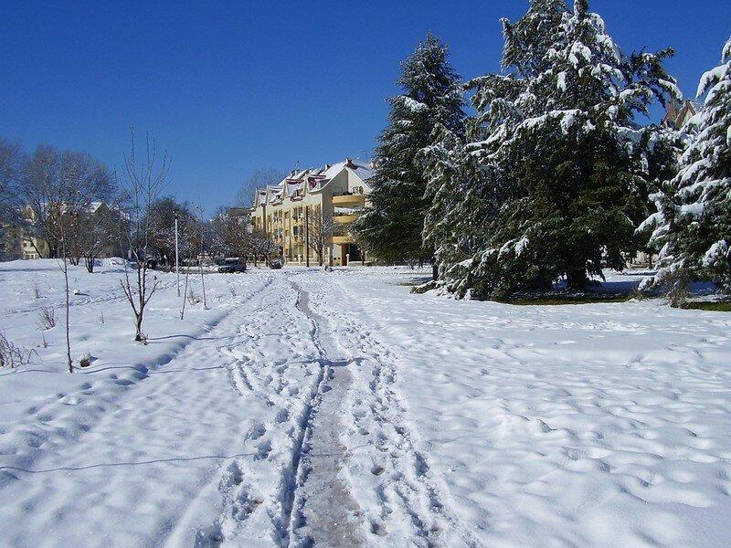 Ifrane Novembre 2007