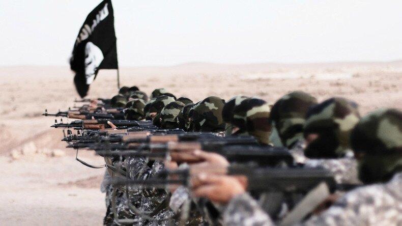 Etat islamiques tireurs
