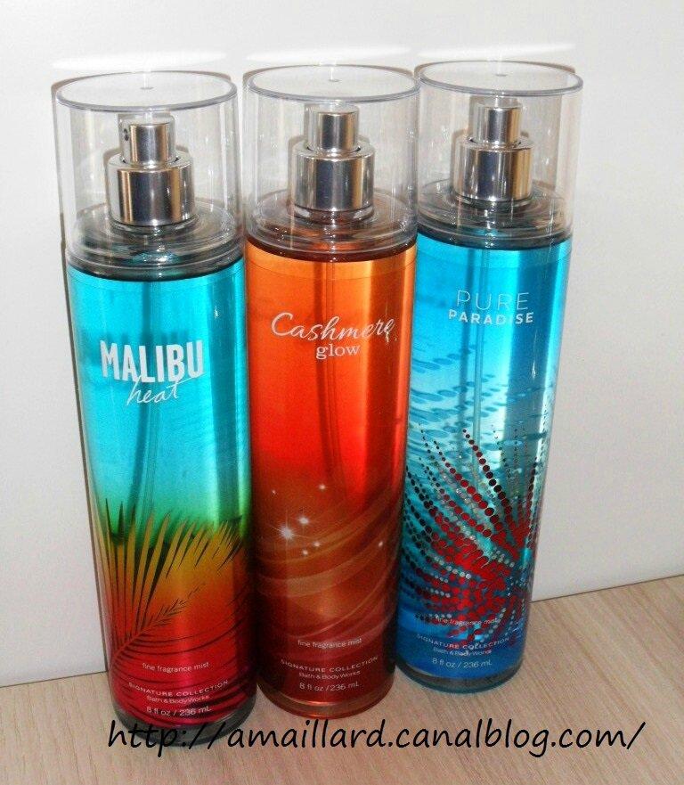 Malibu Heat Bath And Body Works