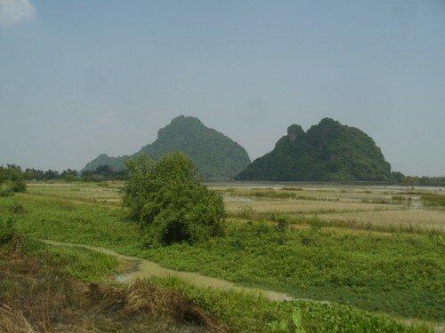 Entre Hat Yai et Surat Thani