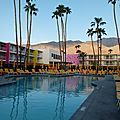California dream - a night at the saguaro hotel