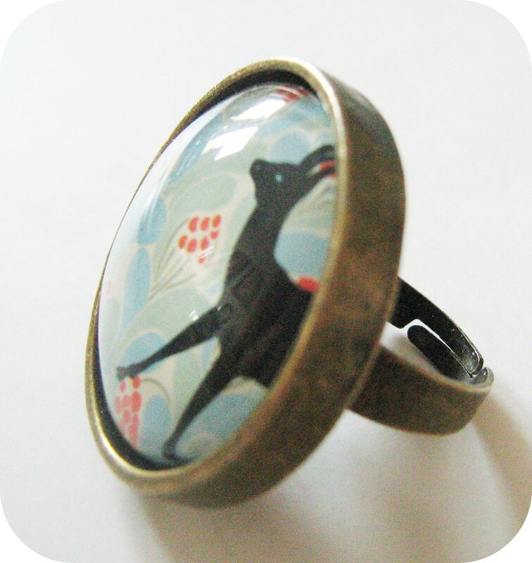bague forest ronde 2