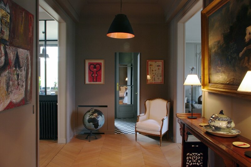 periodliving magazine (2) HALL DE JOUR
