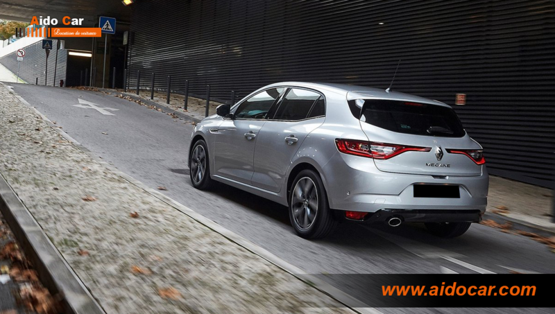 location renault megane 4 casablanca
