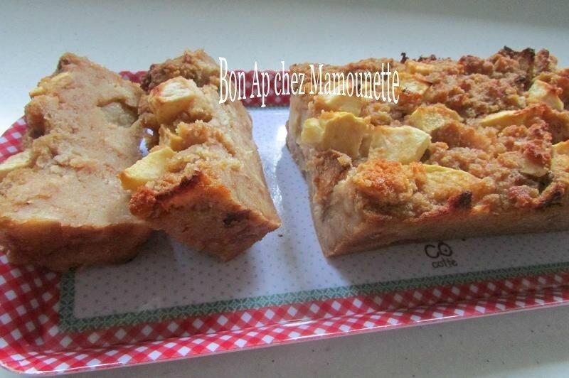 pudding pain magdalenas spéculoos pommes du verger 014-