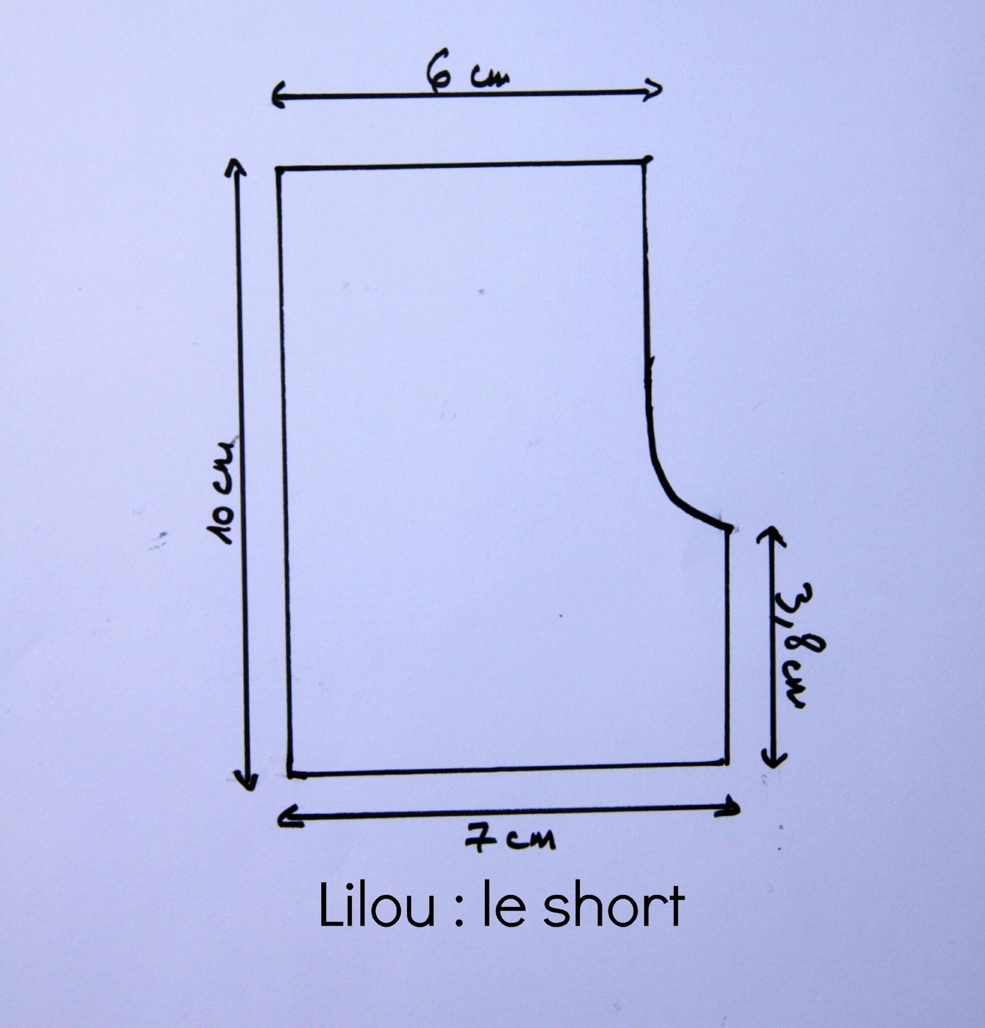 short lilou nathalie dentzer