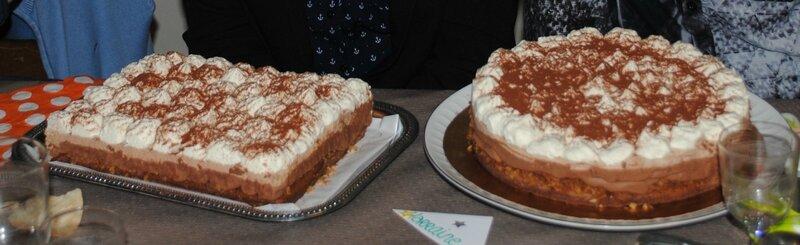 gâteaux anniv manon