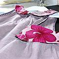 robe charleston poche